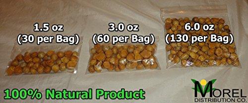 Japonaise ail (Ajo Japones) // 100% naturel produit // comte Per Bag: 30 (1.5 Oz), 60 (3.0 Oz), 130 (7,0 Oz), et 150 (8,0 Oz) (130)