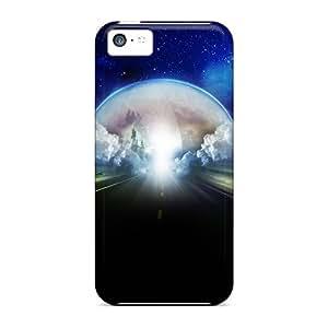 New Premium NPq8941eVUu Case Cover For Iphone 5c/ Road Mystic Protective Case Cover