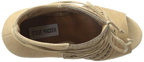 Steve Madden Maddye Stiefel Sand Suede