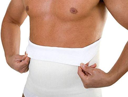 Panciera termica contenitiva unisex lana cotone cintura fascia lombare Egi