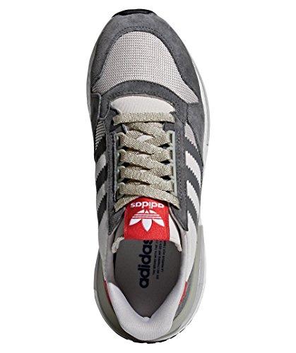 rojo 42 Tamaño blanco Rm Zx adidas Zapatillas 500 gris 8TwCqpYP4