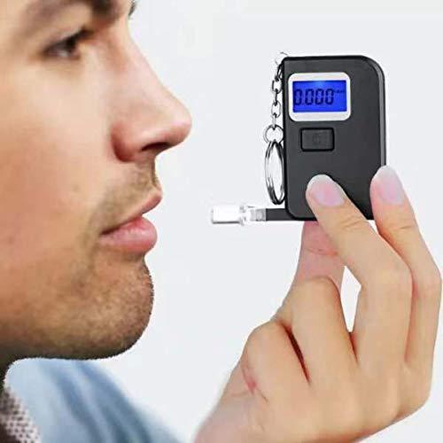 Alcohol Breathalyzer Portable Breath Tester - Amacam AT-06
