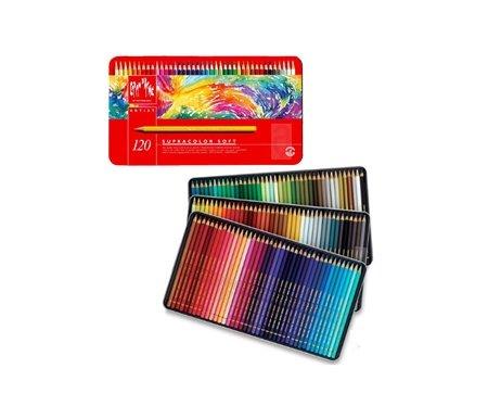 Caran D'ache - Supracolor Watercolor Pencils - Set of 120