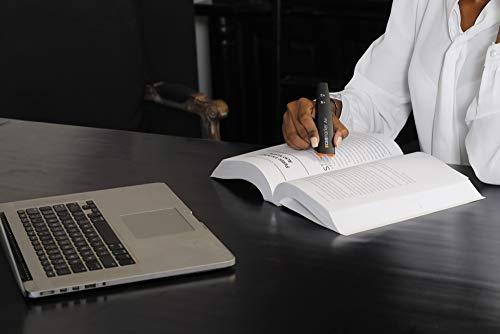 turquoise Scanmarker Air Pen Scanner Reader Digital Highlighter Scanning Pen
