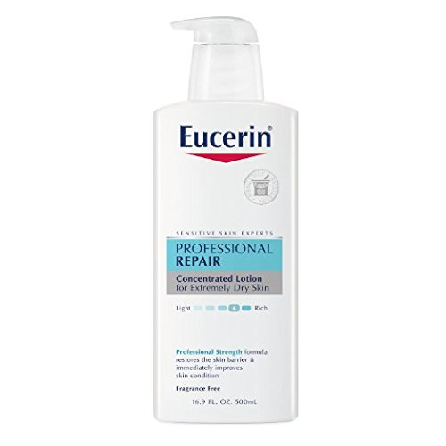 Eucerin Professional Repair Body Lotion, 16.9 Ounce Pack of 4 by Eucerin (Image #1)