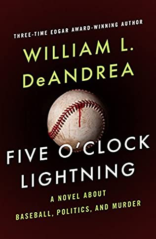 book cover of Five O\'Clock Lightning