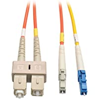TRIPP LITE Fiber Optic Mode Conditioning 6 Patch Cable LC/MC to SC 2M (N425-02M)
