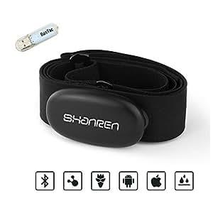 SHANREN Beat 10 Monitor de pulso cardiaco Rastreador de fitness ...