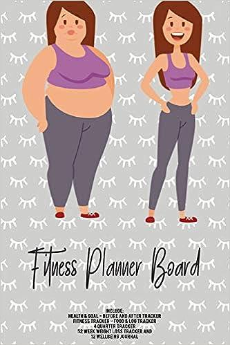 Fitness Planner Board: Fitness Agenda, Fitness Planner ...