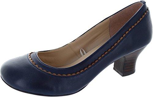 Lotus  Hallmark Orinda, Escarpins pour femme bleu bleu