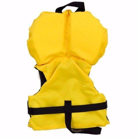 Evolution Boat Infant Life Jacket 112432-300-000-13   Yellow / Black