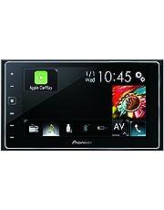 """Pioneer SPH-DA120 - Unidad App Radio 2-DIN para iPhone y Android (pantalla multitáctil de 6,2"""", GPS, Bluetooth)"""