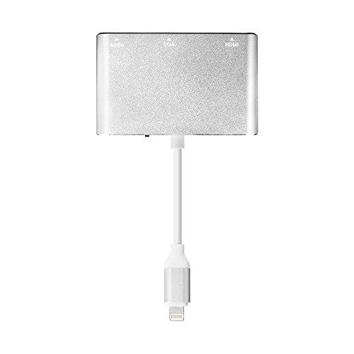 HBetterTech Lightning Adapter Charging iPhone