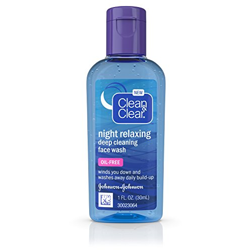 SAMPLE Clean Clear Relaxing Cleansing