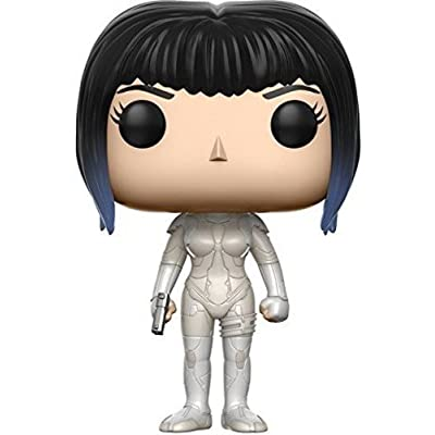 Funko POP Movies: Ghost in The Shell Mira Toy Figure: Funko Pop! Movies:: Toys & Games