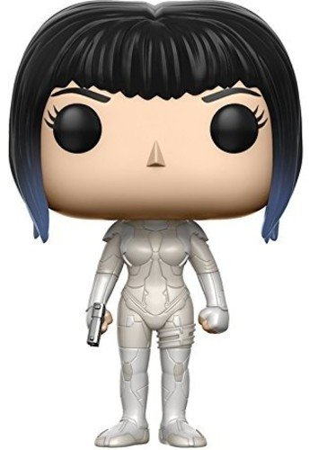 Funko POP Movies: Ghost in the Shell Mira Toy (Pop Shells)