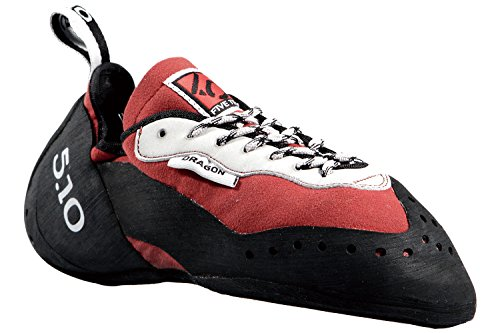 Five Ten Men's Dragon Climbing Shoe,Dragon Red,10 M US