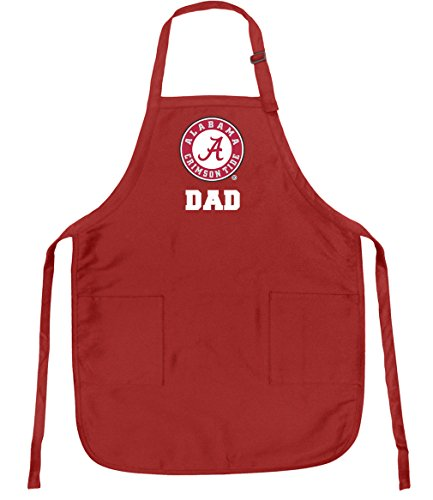 Broad Bay BEST Alabama Dad Aprons DELUXE UA Alabama Dad Apron