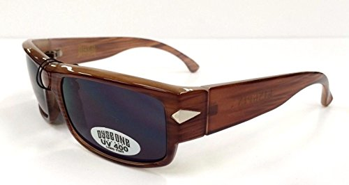 Authentic Dyse One Shades KingPin Wood Sunglasses California Lowrider Locs - Sunglasses Lowrider
