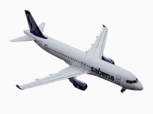Gemini Jets Sabena A320-200 1:400 Scale
