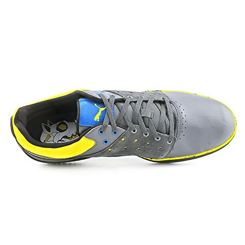 Puma Men Shoes Street Low Mechanic Shadow-snorkel Blue-Yellow Sz 14 Shadow-snorkel Blue-Yellow FUYIqD9sOu