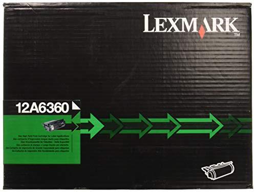 Lexmark T62X 30K REMAN CART FOR LABELS ( 12A6360 )