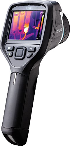 FLIR E60bx-NIST Compact Infrared Thermal Imaging Camera w...