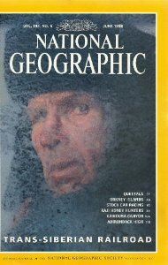 Front 6 Magazine (National Geographic Magazine, June 1998 (Vol. 193, No. 6))