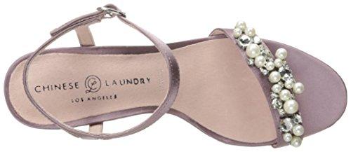 Chinese Laundry Womens Rosetta Dress Sandal Lavendar Satin NKNYqr0