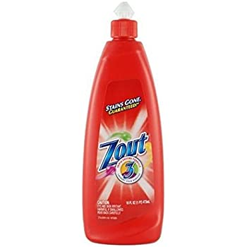 Amazon Com Zout Stain Remover 12oz By Zout Mfrpartno