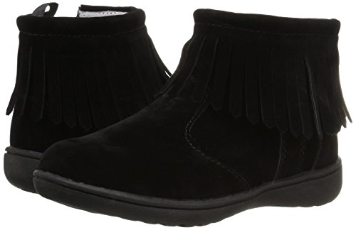 Pictures of Carter's Girls' Cata2 Fashion Boot Black Black 12 M US Little Kid 4