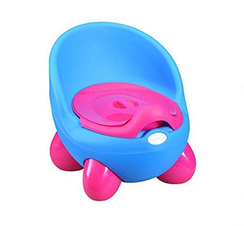 Kinder Töpfchen Kinder WC für Männer und Frauen urinal , blue qq