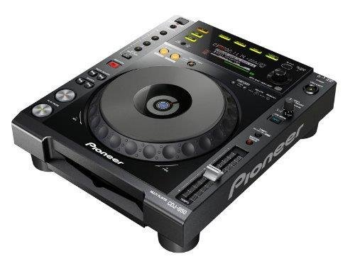 Pioneer CDJ850K – Cdj-850k negro cd dj mp3 control total