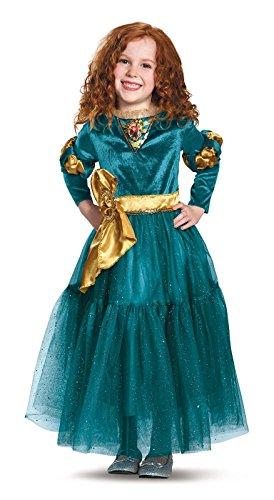 Disguise Merida Princess Costume X Small