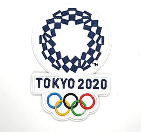 Japan 2020 2021 Tokyo Olympic Game Team USA United States Sports Running Football Soccer Shirt Jersey Iron On Patch Badge