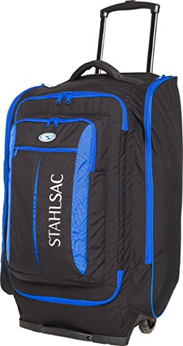 Frame Internal Pack Cordura (Stahlsac Caicos Cargo Wheeled Dive Pack (Blue/Black))
