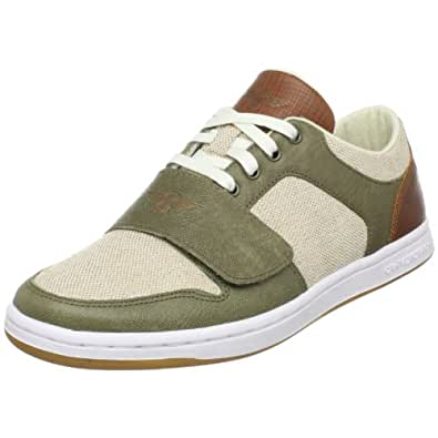 Creative Recreation Men's Cesario Lo Sneaker,Avocado/Brown Woven,7 M US