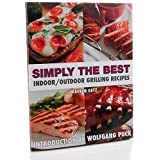 Simply the Best: Indoor/Outdoor Grilling Recipes Cookbook (HSN)
