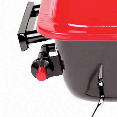 Portable Steel Propane Barbeque Grill