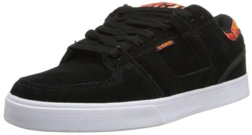 Osiris Mens CH2 Skate Shoe Black/Dye TJNzS