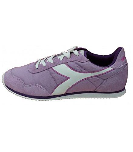 Diadora - Diadora Giochi Della Giovent�� Sneakers Uomo Donna Basse Viola - 155127 600622 - 45,5, Viola