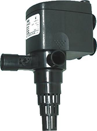 1200L/H SUNSUN JPV-024 Bomba de filtración de agua sumergible para acuario/ pecera, 1200 litros por hora, 22 vatios: Amazon.es: Jardín