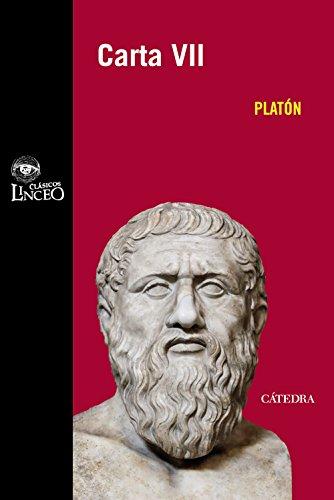 Descargar Libro Carta Vii Platón