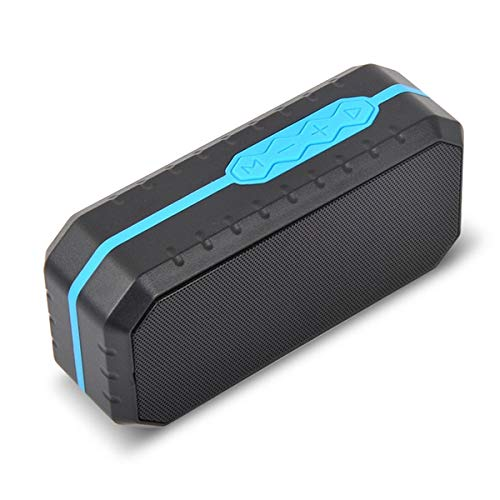 (Brinonac Mini Portable Bluetooth Speakers,Waterproof Wireless Speakers with HD Stereo Sound,IP65 Waterproof,Built-in Mic,for Indoor and)