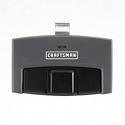 Craftsman Garage Door Opener 3-Function Visor Remote Control by Sears