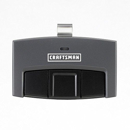 Visor Remote (Craftsman Garage Door Opener 3-Function Visor Remote Control)