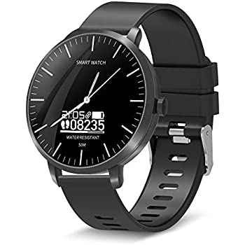 Amazon.com: Martian Watches Notifier Smartwatch - Black