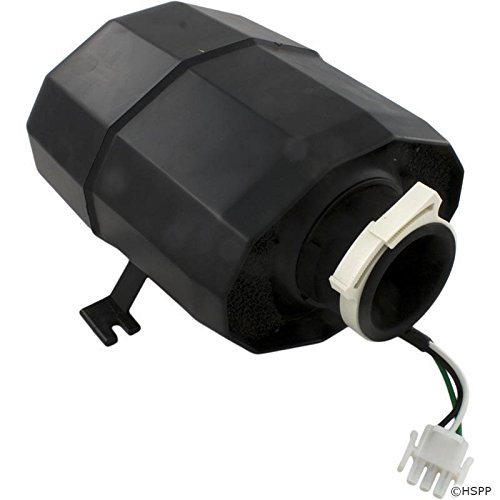 Blower, HydroQuip Silent Aire, 1.5hp, 230v, 3.1A, 3 or 4 pin AMP , 994-56102-7C-S ()
