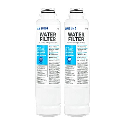 Price comparison product image Samsung DA29-00020B,  DA29-00020A,  HAF-CIN EXP Premium Genuine Refrigerator Water Filter (2 Pack)