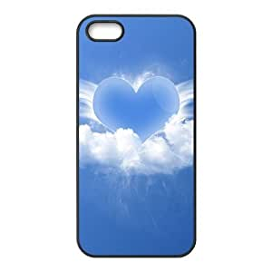 Blue sky love the For SamSung Note 3 Phone Case Cover Black